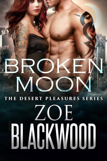 Broken Moon Cover